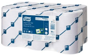 enMotion Touchless Roller Towel 2 Ply White - 17667